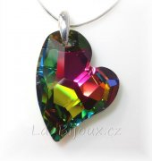 Swarovski Elements Devoted 2U Heart srdce
