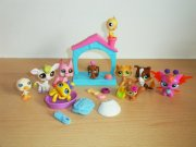 LPS littlest pet shop sada s dogou