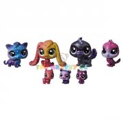 LPS Littlest Pet Shop Kosmická 7ks ptakopysk