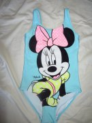 Plavky s Minnie H&M **6-8 let**