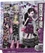 Mattel MONSTER HIGH monstrózní rivalové rivalky