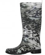 Holínky Guess Ribby Military boots