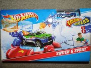 HOT WHEELS colour shifters switch and spray