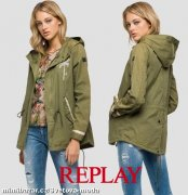 BUNDA / PARKA REPLAY - VEL. XS, S, M