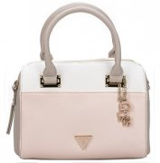 Kabelka Guess - Clara Dome Satchel Blush multi