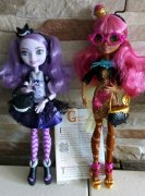 EVER after High Kitty a Ginger