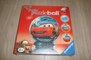 3D Junior PUZZLE BALL CARS