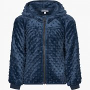 N.O.V.Á. Colchester Jr Fleece Jacket, Dark Blue