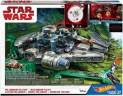 Hot wheel - Hrací set Star wars Millennium Falcon