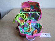 Polly pocket bluebird batoh