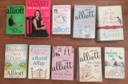 Catherine Alliott sada 10 knih