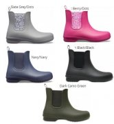 Crocs Freesail Chelsea Boot W holinky W8
