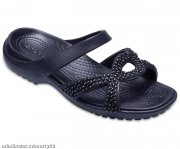 CROCS Meleen Twist DIAMANTE SANDALS
