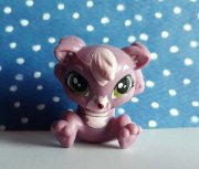 LPS LITTLEST PET SHOP hyena