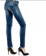 REPLAY Jeans WX613 ROSE, Skinny-Fit vel.W31/L32