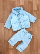 Benetton set vel.62/68