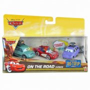 Disney Pixar cars On the Road 3-pack Cruisin Light