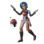 Star Wars Forces of Destiny Sabine Akční figurka