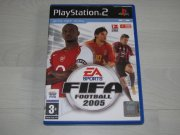 Playstation 2 HRA FIFA 2005