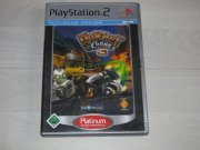 Playstation 2 Hra Ratchet Clank 3 platinum