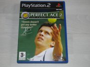 Playstation 2 hra tennis Perfect ACE 2