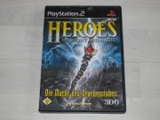 Playstation 2 Hra heroes of might and magic