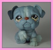 +++ LITTLEST PET SHOP - LPS - PES BULDOK +++