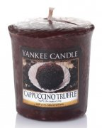 YANKEE CANDLE CAPPUCCINO TRUFFLE VOTIVNÍ