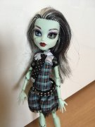 Panenka Monster High Frankie Stein