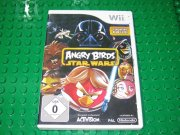 Nintendo Wii  angry birds star wars