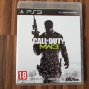 Hra Playstation 3 PS3 Call of duty MW3