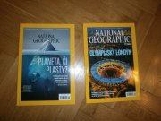 National Geographic časopis 2x
