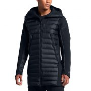 Bunda Nike Tech Fleece Aeroloft Parka black -vel.M