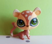 LPS LITTLEST PET SHOP šelma gepard