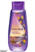 SPRCHOVÝ GEL DISCOVER FRENCH PROVENCE - 400 ml