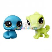 LPS Littlest Pet Shop chameleon a had