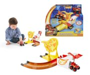 Fisher Price autodráha Blaze Monster a ohnivy kruh