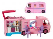 Barbie dream camper,  Karavan snů Mattel FBR34
