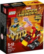 LEGO Super Heroes 76072 Mighty Micros: Iron Man