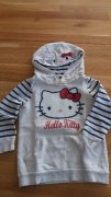 Mikina Hello Kitty s flitry