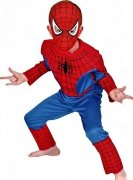 OBOUSTRANNY ,,SPIDERMAN ,,ČERNY SPIDERMAN ,,