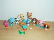 LPS littlest pet shop sada s dalmatinem