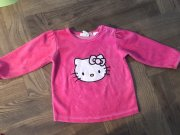 MIKINA,MIKINKA HELLO KITTY
