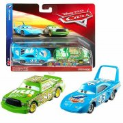 Disney Pixar Cars Dinoco King a Chick Hicks
