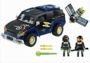 Gangster auto TOP Agent - Playmobil