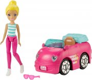 Barbie mini on the GO - panenka s autem