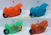 Kinder motorky - Racing bikes FT056E-057F, 2015
