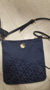 Crossbody navy blue modra Tommy Hilfiger
