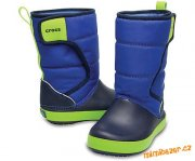 Crocs sněhule - Kids´ LodgePoint Snow Boot