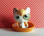 LPS LITTLEST PET SHOP kočička